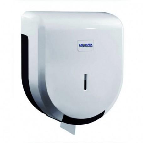 Portarollos higiénico industrial DIVASSI - ABS Blanco