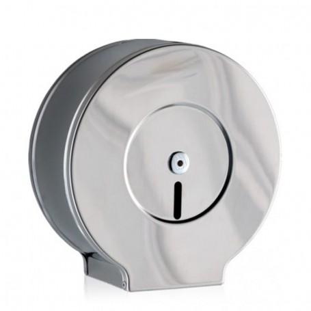 Portarrollos higiénico industrial Ø45 - Acero Inox