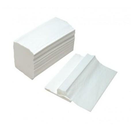 Toalla Papel Secamanos Tissue Blanco 2 Capas Z