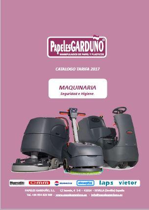 CATALOGO TARIFA MAQUINARIA 2017 V3